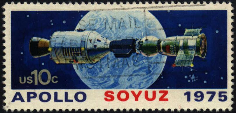 apollo soyuz space test project stamp - photo #21