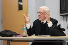"Slavic literary scholar Michael Holquist negotiates the many ""Bakhtins"""