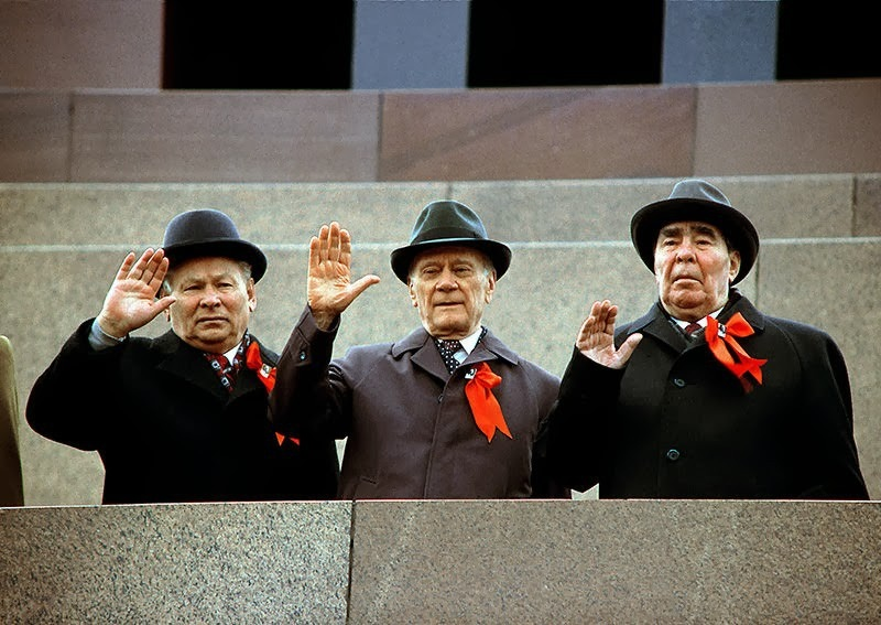 The New Soviet Man and His Gerontologist (Russia's Alien Nations)